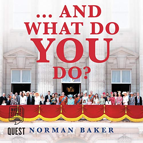 ...And What Do You Do? cover art