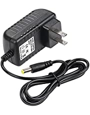 HM&CL 12V Ac Adapter Compatible with KORG KA-310 Korg Kaoss Pad KP2 KP3 KP-2 KP-3 Dynamic Effects SP170 SP170BK Digital Piano Keyboard DSA-0151AD-12A 500405015300 X50 61-Key microX R3 MR-1000