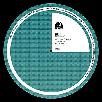 KM001: New Age - EP