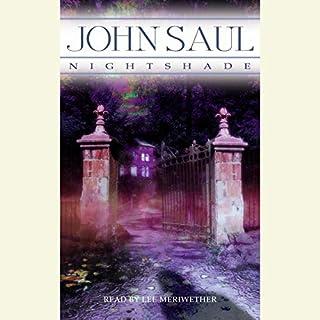 Nightshade [Abridged] audiobook cover art