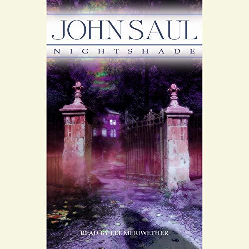 Page de couverture de Nightshade [Abridged]