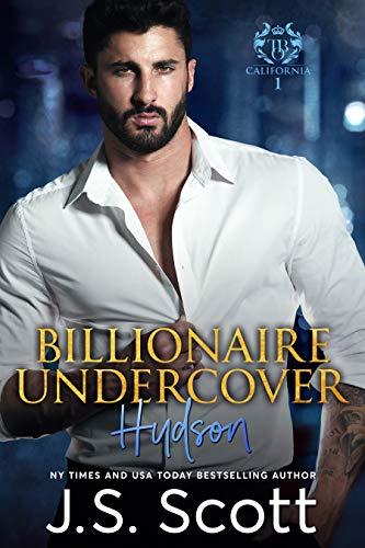 Billionaire Undercover~Hudson (The Billionaire's Obsession Book 15) (English Edition)