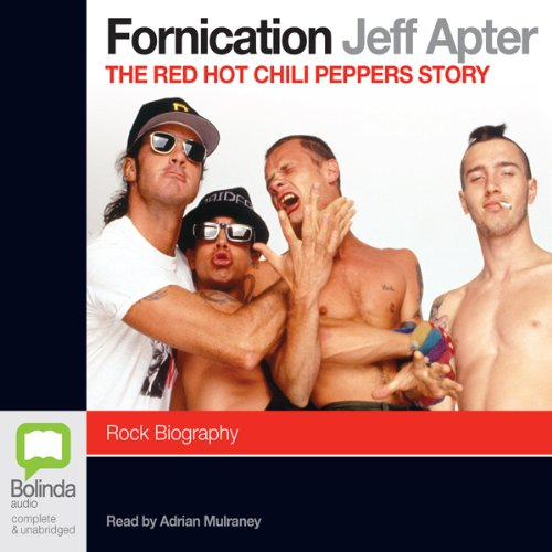 Fornication audiobook cover art
