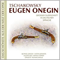 Tschaikowsky: Eugen by London De (2011-12-06)