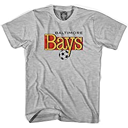 f19325149 Baltimore Bays classic NASL T-shirt from Ultras - buy here