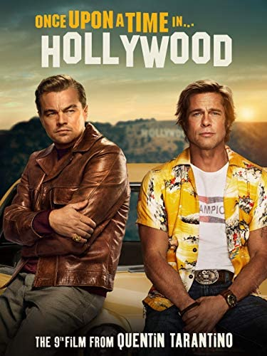Once Upon A Time In Hollywood 4K UHD product image