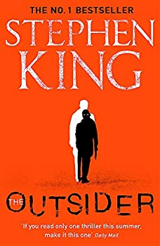 Paperback The Outsider: The No.1 Sunday Times Bestseller Book