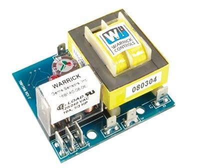 Warrick 16A2D0 General Purpose Open Circuit Board Control with Retrofit Standoff, 4.7K ohms Direct Sensitivity, 240 VAC Voltage