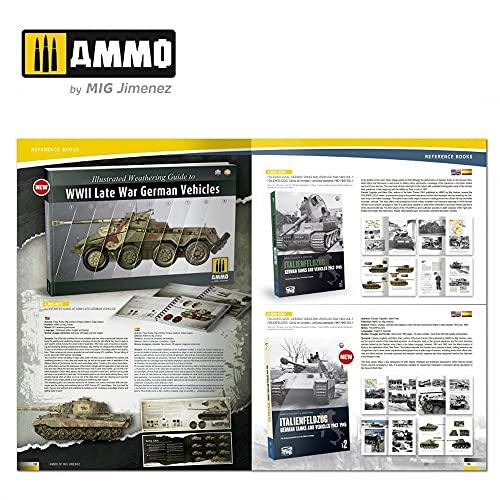 『アモ AMMO カタログ 2021年 プラモデルカタログ AMO-8300』の4枚目の画像