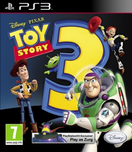 PS3 - Toy Story 3 - [PAL EU]