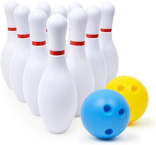 Kinder ABS Bowling Set Indoor Sports Toys 30CM Größe Bowling-Freizeitsport-Toys