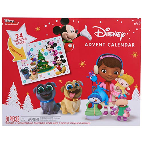 Disney Jr. Advent Calendar, Amazon Exclusive
