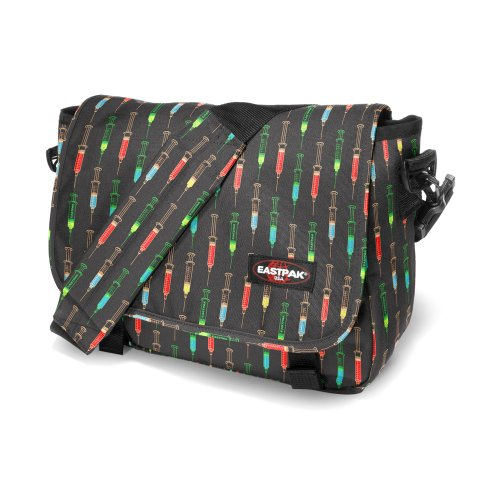 Eastpak JR - Bolsa para hombre, tamaño 24 x 33 x 11, color injection