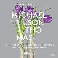 Stravinsky: Le Roi des Etoiles - Le Sacre du Printemps by Boston Symphony Orchestra