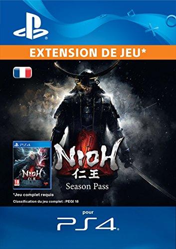Nioh Season Pass [Code Jeu PS4 - Compte français]