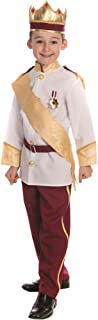 Royal Prince Costume for Boys Prince Charming Costume