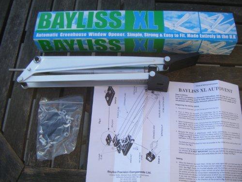 Bayliss Ouverture orchidée cire variante (version haute température d'ouverture)