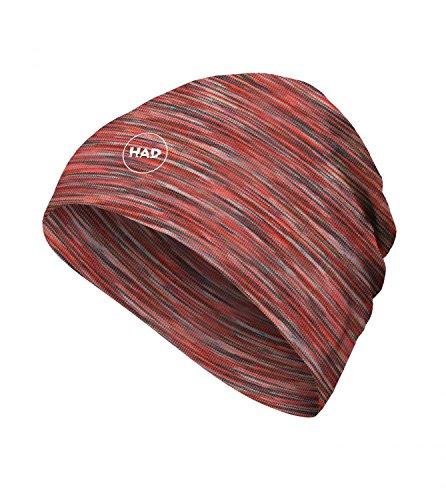 Had Merino Beanie Multi red 2020 Kopfbedeckung