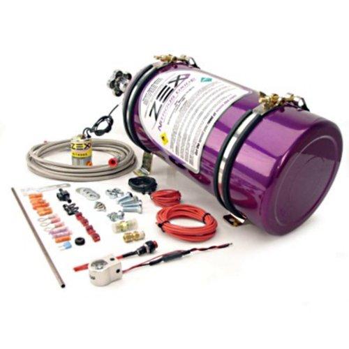 Zex 82270 Nitrous Show Purge Kit Without Light