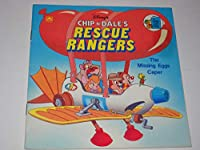Disney's Chip N' Dale's Rescue Rangers the Missing Eggs Caper (Golden Look-look Book)