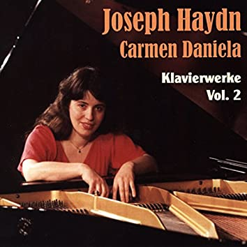 Joseph Haydn: Piano Works, Vol. 2