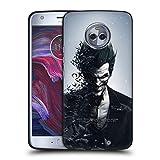 Head Case Designs Officiel Batman: Arkham Origins Joker Art Clé Coque Noir en Gel Doux Compatible...
