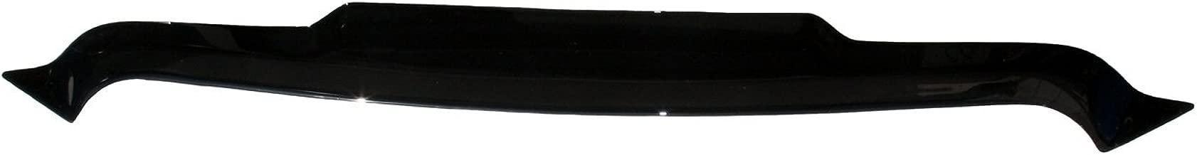 Auto Ventshade 322004 Aeroskin Flush Mount Dark Smoke Hood Protector for 2009-2018 Dodge 1500 (Excludes Sport & Rebel); 2019 Ram 1500 Classic