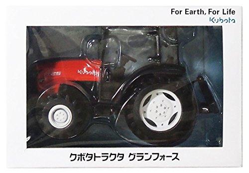 Kubota 1/24 Tracteur Kubota Gran Vigueur FT25 Produit Quatre Roues Fini