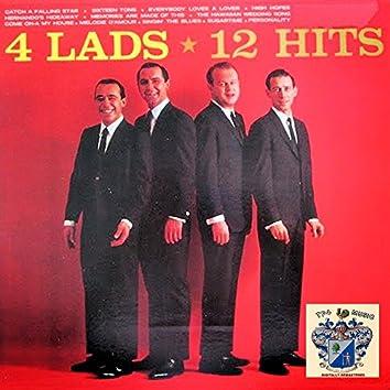 4 Lads - 12 Hits