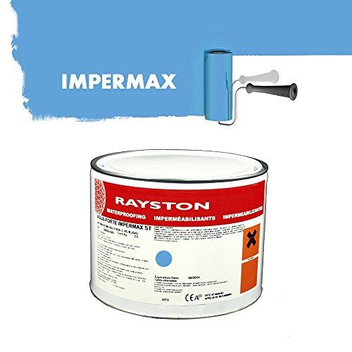 Impermax ST - flüssige Teichfolie - blau (RAL5015) 2.5kg