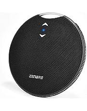 Bluetooth スピーカー ZENBRE Craft/Bluetooth 4.2/ワイヤレス【 IPX7防水 /约20h連続再生 /マグネット搭載/7Wドライバー高音質 低音強化/マイク搭載/AUX線、温泉/アウトドア】