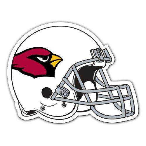 Fremont Die NFL Arizona Cardinals 12-Inch Vinyl Helmet Magnet