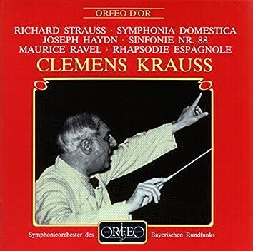 Haydn, Ravel & Strauss: Orchestral Works
