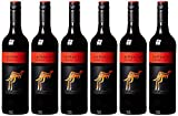Yellow Tail Cabernet Sauvignon Vin Rouge d'Australie 0,75 L - Lot de 6