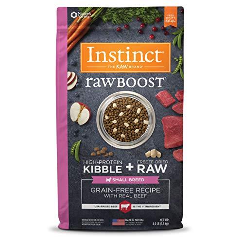 Instinct Raw Boost Small Breed Grain Free...
