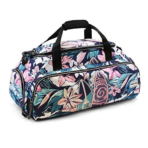 PRODG PRODG Samoa-Nomad Sports Bag Sac de Sport Grand Format, 57 cm, 13.5 liters, Vert (Green)