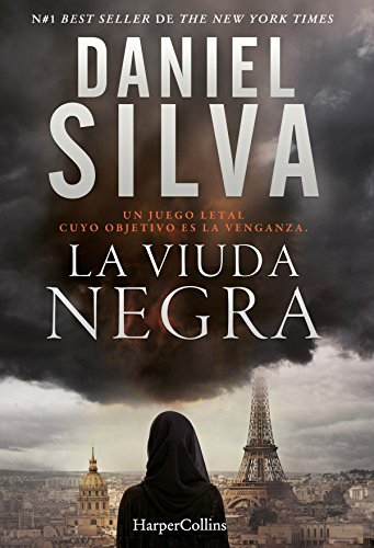 La viuda negra (Suspense / Thriller) de [Daniel Silva, VICTORIA HORRILLO LEDESMA]