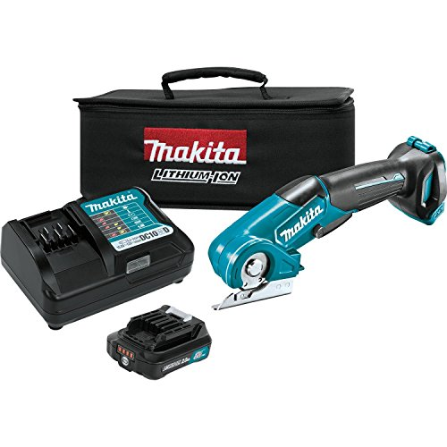 Makita PC01R3 12V Max CXT Lithium-Ion Cordless Multi-Cutter, Tool Only