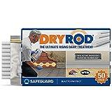 Dryrod barritas secadoras antihumedad - La nueva generación de tratamiento contra la humedad por capilaridad (Caja de 50)