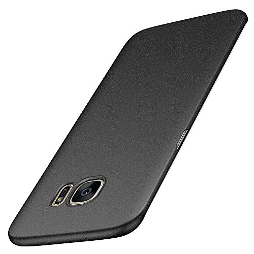 anccer Compatible for Samsung Galaxy S7 Edge Case [Ultra-Thin] [Anti-Stain] [Anti-Drop] Premium Material Slim Full Protection Cover (Not fit for Samsung S7) (Matte Gray)