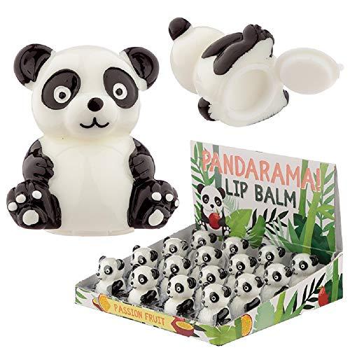 Lippenbalsam, Lipgloss Panda
