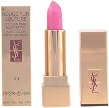 Yves Saint Laurent Rouge Pur Couture Pure Color Satiny Radiance Lipstick, No. 49 Tropical..