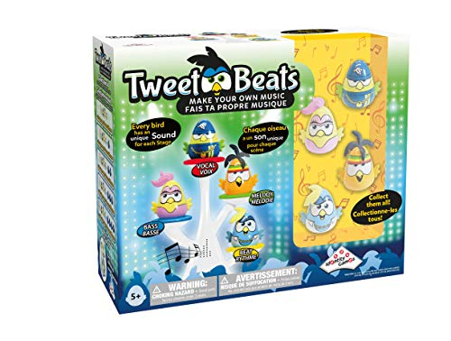 Identity Games [www.identity games.com] Tweet Beats Make Your Own Music Base Set   Musical Learning Toy -  IDG 9486