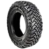 off road tire - Accelera M/T-01 Mud Off-Road Light Truck Radial Tire-LT315/70R17 315/70/17 315/70-17 121/118Q Load Range E LRE 10-Ply BSW Black Side Wall