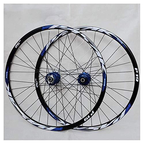 Juego de ruedas de bicicleta de montaña, rueda de bicicleta de 29/26/27.5...