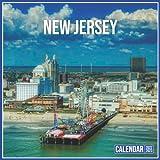 New Jersey Calendar 2022: Official Planner New Jersey Calendar 2022 - 2023 Monthly Weekly and Daily New Jersey Calendar 2022 With Notes, 18 Month Square New Jersey Calendar 2023