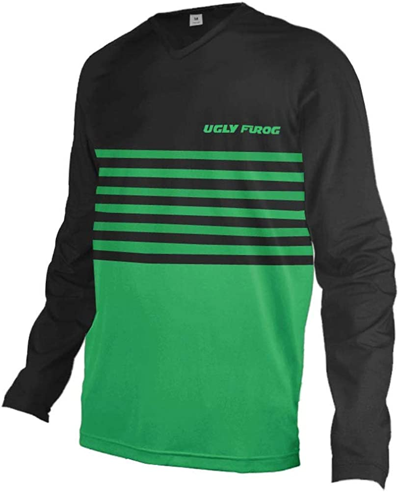 Uglyfrog National uniform free shipping Men's Bicycle Clothing,Short In a popularity Breathable Sleeve Long M