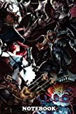 Notebook: League Of Legends , Journal for Writing, College Ruled Size 6' x 9', 110 Pages