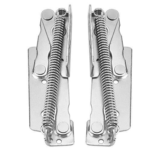 2 teile/satz Stahl Durable heben Federscharnier für Schrank Kleiderschrank Tür