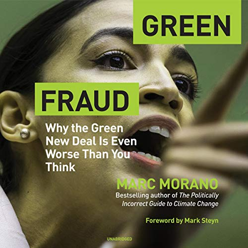 Green Fraud Audiobook By Marc Morano cover art